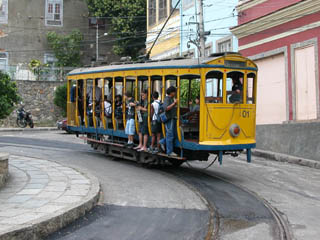 Santa Teresa - Bondinho