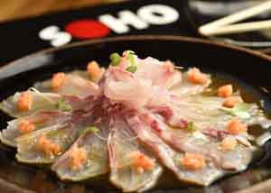 soho sushi rio