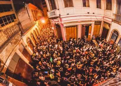 street party rio