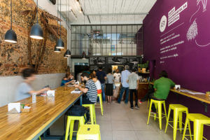 eat superfood in Rio