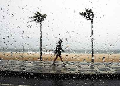 days of rain in rio