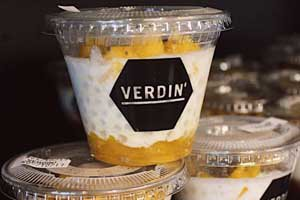 verdin vegan food in rio