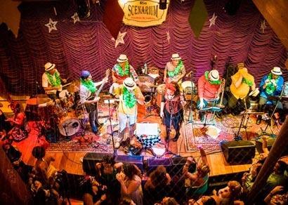 live samba in rio de janeiro