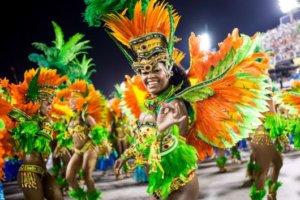 costumes carnival in rio de janeiro