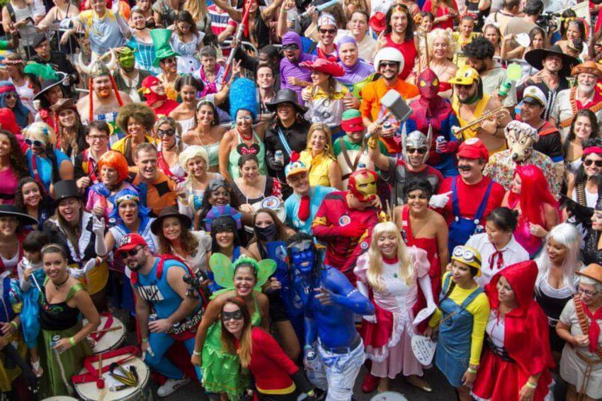 carnaval events in rio de janeiro