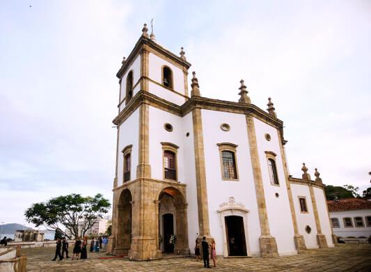 Top 5 churches Rio de Janeiro