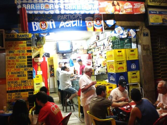 travel on a budget in rio