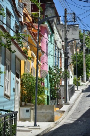 Explore historic Rio