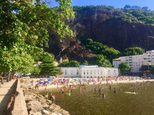 Beach in Urca