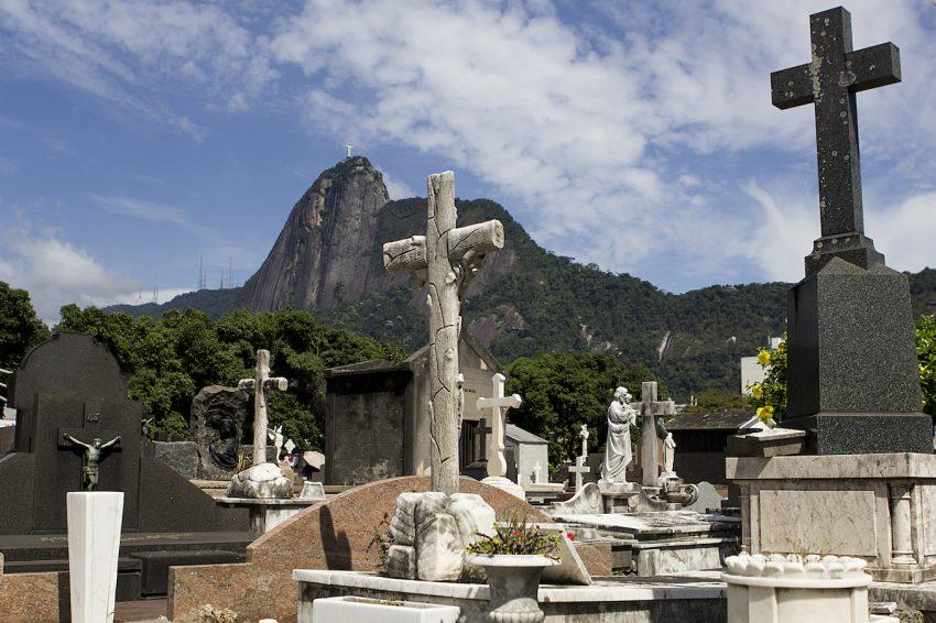 cemetery in Rio de Janeiro